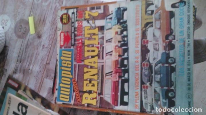 REVISTA AUTOPISTA N 790 MARZO 1974 (Coches y Motocicletas Antiguas y Clásicas - Revistas de Coches)