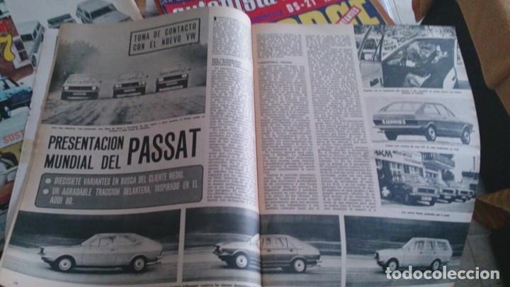 Coches: Revista autopista n 748 junio 1973 - Foto 5 - 195471575