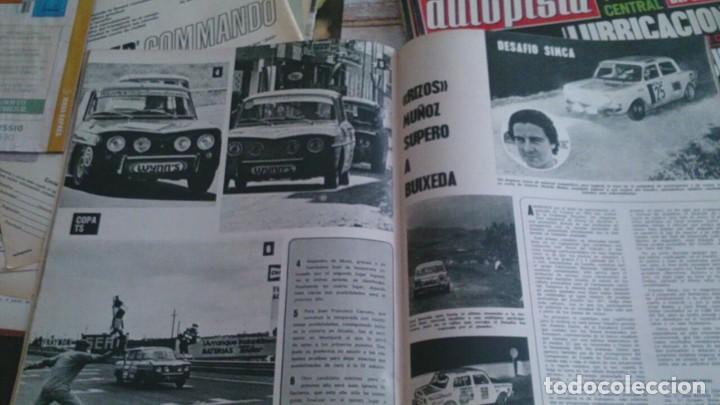 Coches: Revista autopista n 674 enero 1972 - Foto 4 - 195472520