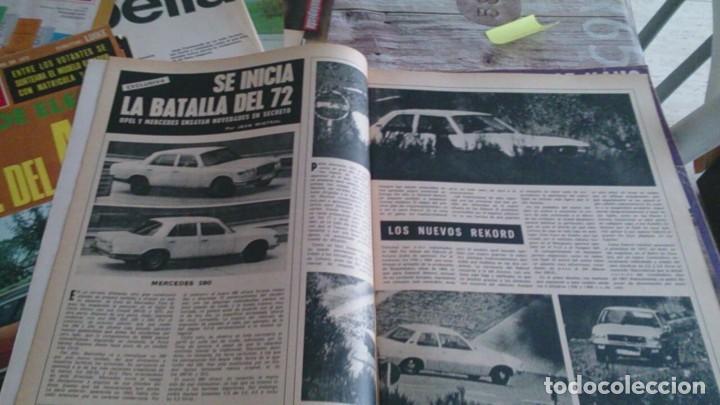 Coches: Revista autopista n 670 diciembre de 1971 - Foto 2 - 195472748