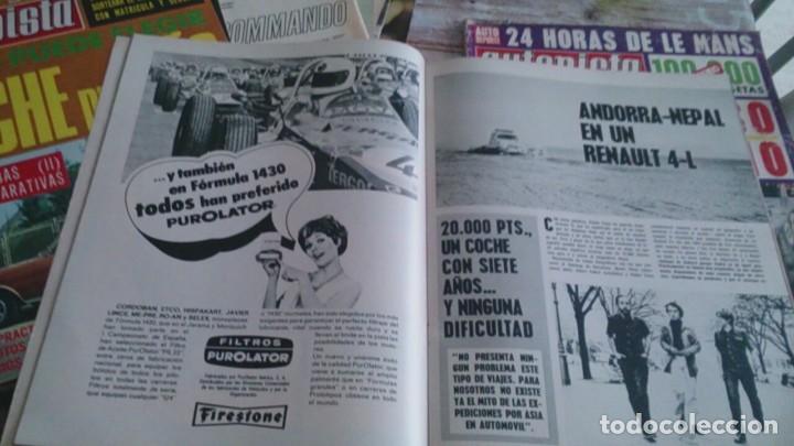 Coches: Revista autopista n 670 diciembre de 1971 - Foto 3 - 195472748