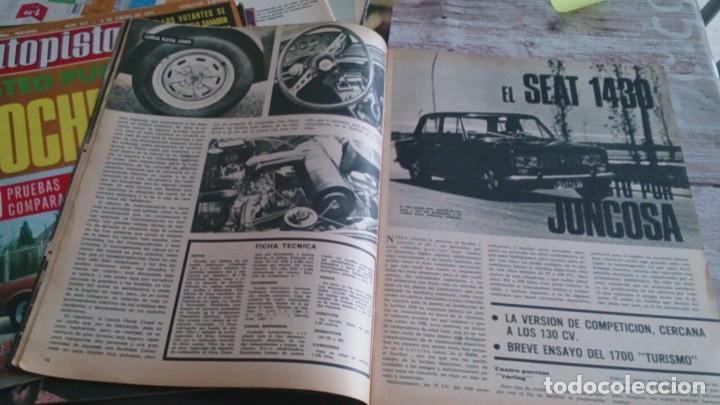 Coches: Revista autopista n 599 AGOSTO de 19707 - Foto 2 - 195473152