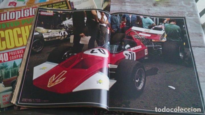 Coches: Revista autopista n 599 AGOSTO de 19707 - Foto 3 - 195473152