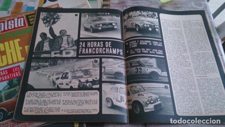 Coches: Revista autopista n 599 AGOSTO de 19707 - Foto 4 - 195473152
