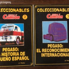 Coches: COLECCIÓNABLES CAMION PEGASO. Lote 195485981