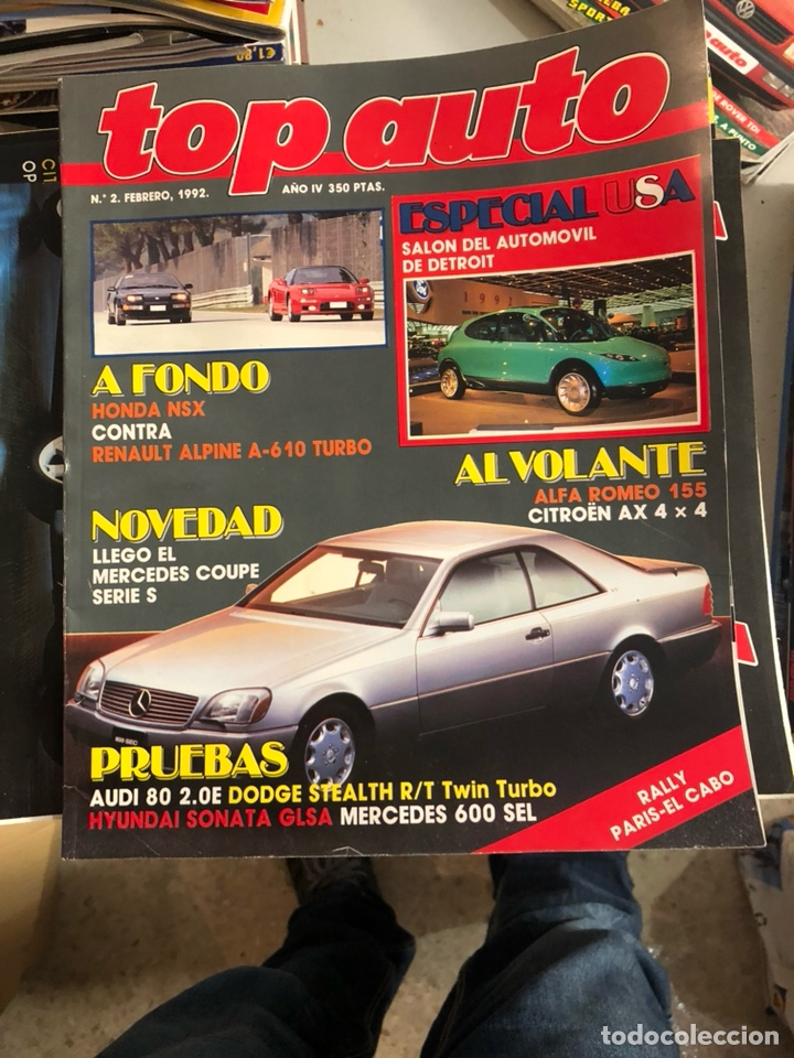 Coches: Revista top auto num 2 - Foto 1 - 197517361