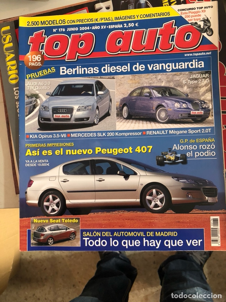 Coches: Revista top auto num 176 - Foto 1 - 197518878