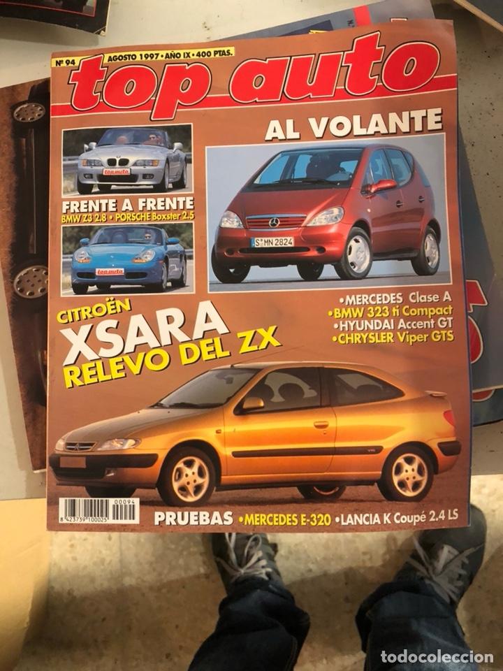 REVISTA TOP AUTO NUM 94 (Coches y Motocicletas Antiguas y Clásicas - Revistas de Coches)