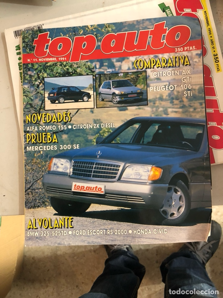 Coches: Revista top auto num 11 - Foto 1 - 197519506