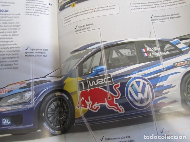 Coches: lote 6 fasciculos les plus grandes voitures de rallye altaya subaru alpine lancia delta - Foto 3 - 199796485