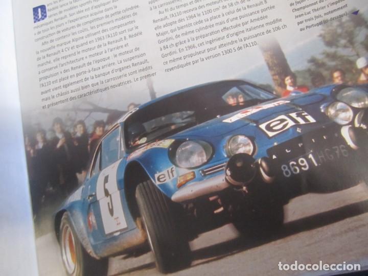 Coches: lote 6 fasciculos les plus grandes voitures de rallye altaya subaru alpine lancia delta - Foto 5 - 199796485