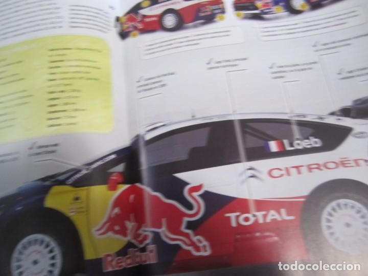 Coches: lote 6 fasciculos les plus grandes voitures de rallye altaya subaru alpine lancia delta - Foto 7 - 199796485