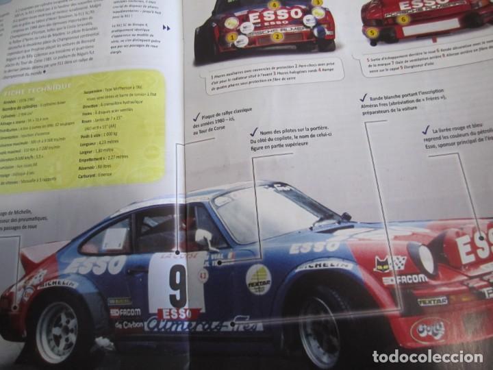 Coches: lote 6 fasciculos les plus grandes voitures de rallye altaya subaru alpine lancia delta - Foto 8 - 199796485