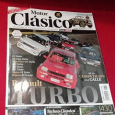 Coches: MOTOR CLÁSICO 334. Lote 199867656