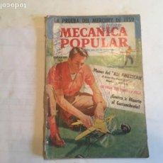 Coches: REVISTA MECANICA POPULAR SEPTIEMBRE 1959. Lote 202333540
