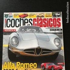 Carros: COCHES CLASICOS Nº 135 - SEAT 1430 SPORT BOCANEGRA PORSCHE 911 TARGA NSU RO80 ALFA ROMEO PONTIAC GTO. Lote 202839958