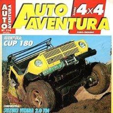 Coches: AUTO AVENTURA 4X4 Nº 114 SUZUKI VITARA KIA SPORTAGE JEEP CHEROKEE BARREIROS 4X4. Lote 203617208