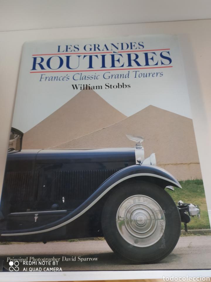 LES GRANDES ROUTIÈRES (Coches y Motocicletas Antiguas y Clásicas - Revistas de Coches)