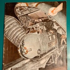 Coches: REVISTA RECORD,PUBLICACIÓN GRÁFICA GALLEGO FERRER JUNIO 1953 DE MECÁNICA E INNOVACIONES TECNICAS. Lote 205578778