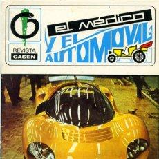 Coches: REVISTA CASEN Nº 1 AÑO I. ENERO 1969. EL MÉDICO Y EL AUTOMÓVIL. SIN PAGINAR.. Lote 205681397