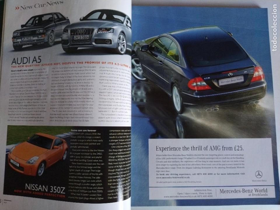 Coches: Revista Octane Julio 2007. En portada Ford GT40, fotos nunca vistas y nuevas historias. En inglés. - Foto 4 - 205743657