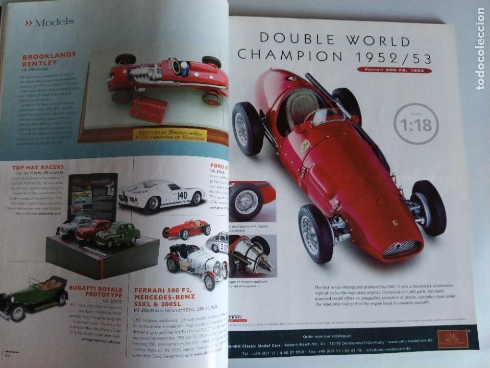 Coches: Revista Octane Julio 2007. En portada Ford GT40, fotos nunca vistas y nuevas historias. En inglés. - Foto 5 - 205743657