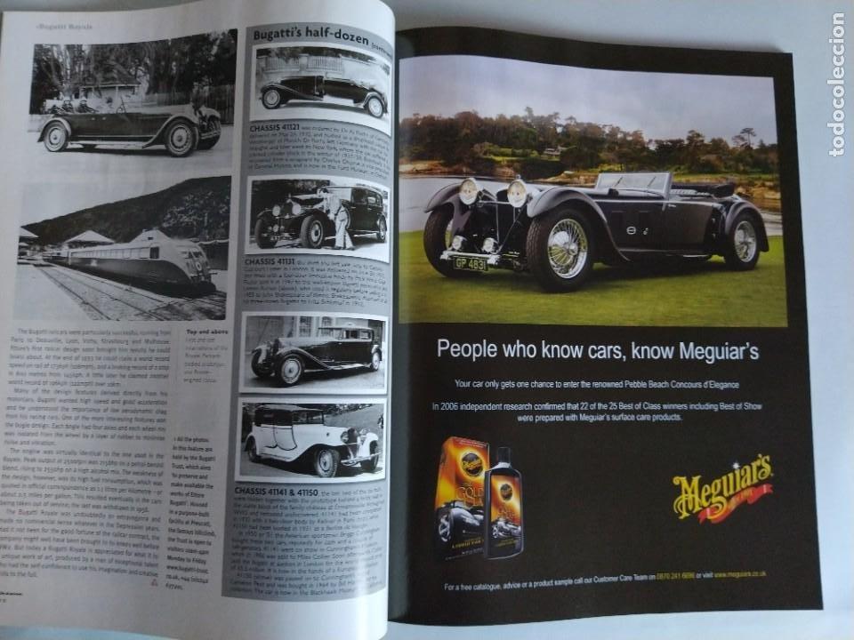 Coches: Revista Octane Julio 2007. En portada Ford GT40, fotos nunca vistas y nuevas historias. En inglés. - Foto 7 - 205743657