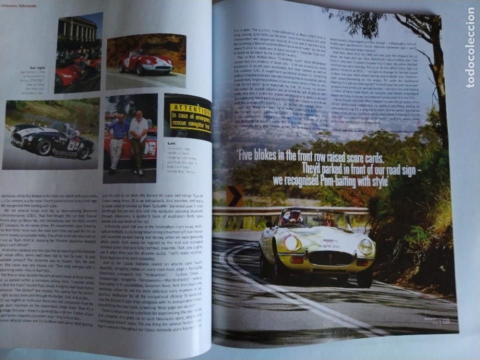 Coches: Revista Octane Julio 2007. En portada Ford GT40, fotos nunca vistas y nuevas historias. En inglés. - Foto 8 - 205743657