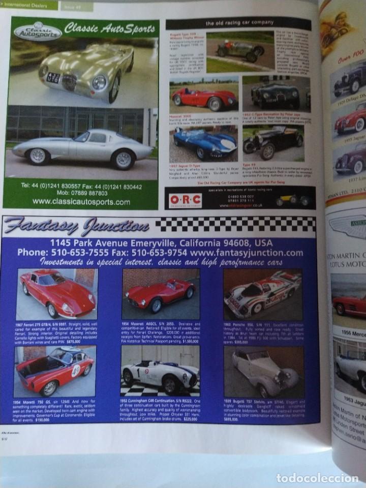 Coches: Revista Octane Julio 2007. En portada Ford GT40, fotos nunca vistas y nuevas historias. En inglés. - Foto 10 - 205743657