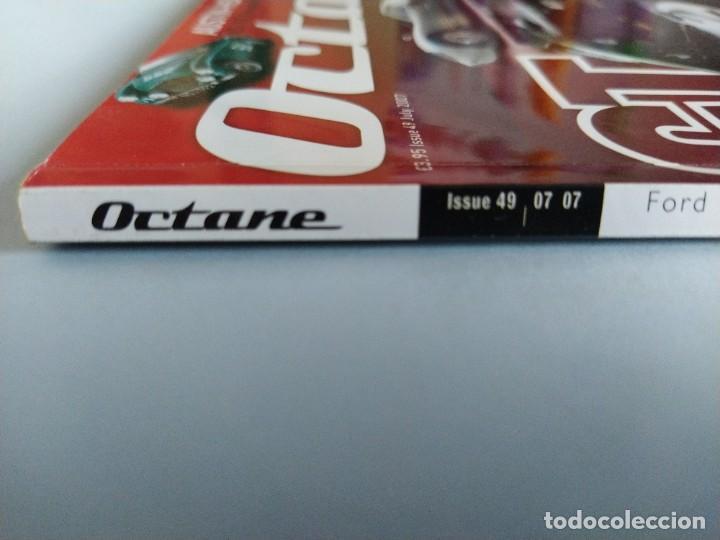 Coches: Revista Octane Julio 2007. En portada Ford GT40, fotos nunca vistas y nuevas historias. En inglés. - Foto 12 - 205743657