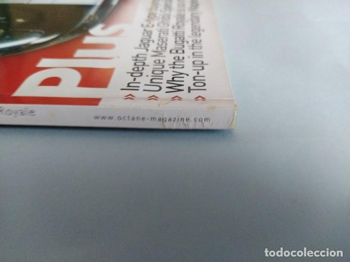 Coches: Revista Octane Julio 2007. En portada Ford GT40, fotos nunca vistas y nuevas historias. En inglés. - Foto 13 - 205743657