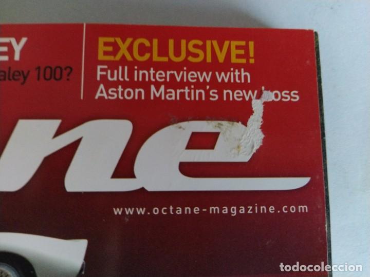 Coches: Revista Octane Julio 2007. En portada Ford GT40, fotos nunca vistas y nuevas historias. En inglés. - Foto 14 - 205743657