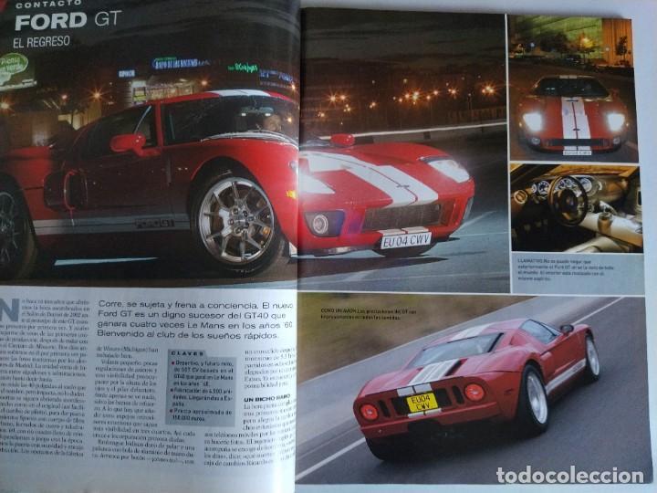 Coches: Revista Autopista Nº2361 octubre 2004 Club 500 CV Ford GT y Ferrari 430, Especial 4x4 - Foto 3 - 206391162