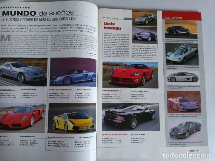 Coches: Revista Autopista Nº2361 octubre 2004 Club 500 CV Ford GT y Ferrari 430, Especial 4x4 - Foto 4 - 206391162