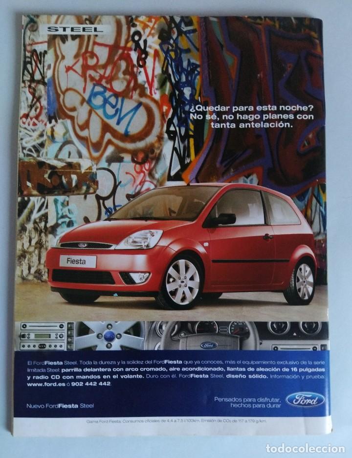 Coches: Revista Autopista Nº2361 octubre 2004 Club 500 CV Ford GT y Ferrari 430, Especial 4x4 - Foto 6 - 206391162