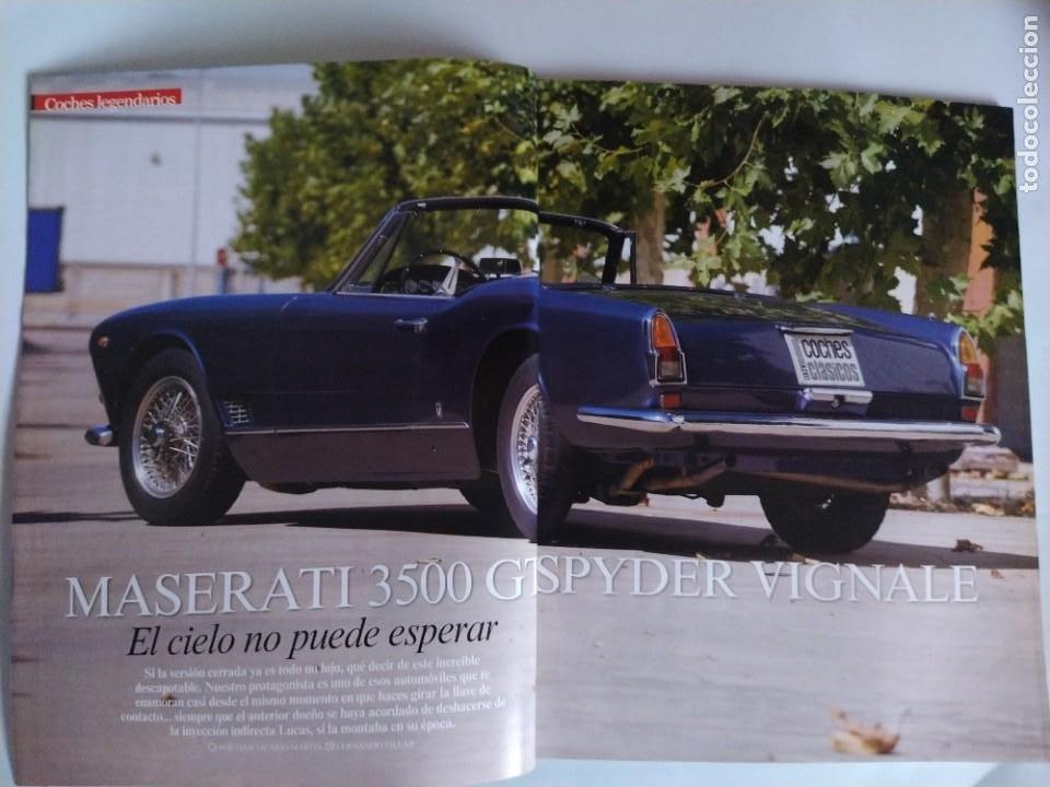 Coches: Revista Coches Clásicos Nº 83 Año 2011 - Foto 3 - 206394511