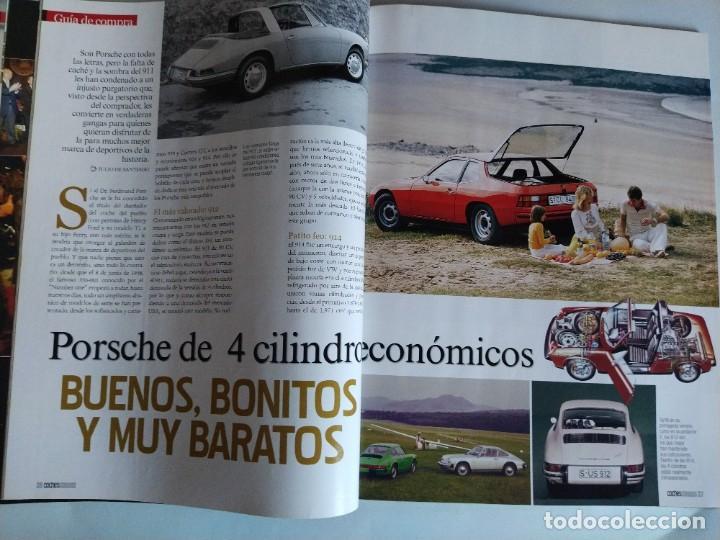 Coches: Revista Coches Clásicos Nº 83 Año 2011 - Foto 5 - 206394511