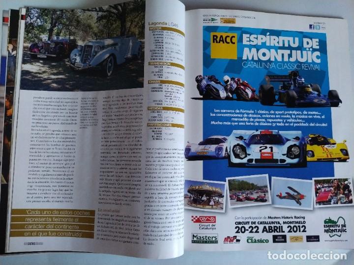 Coches: Revista Coches Clásicos Nº 83 Año 2011 - Foto 6 - 206394511