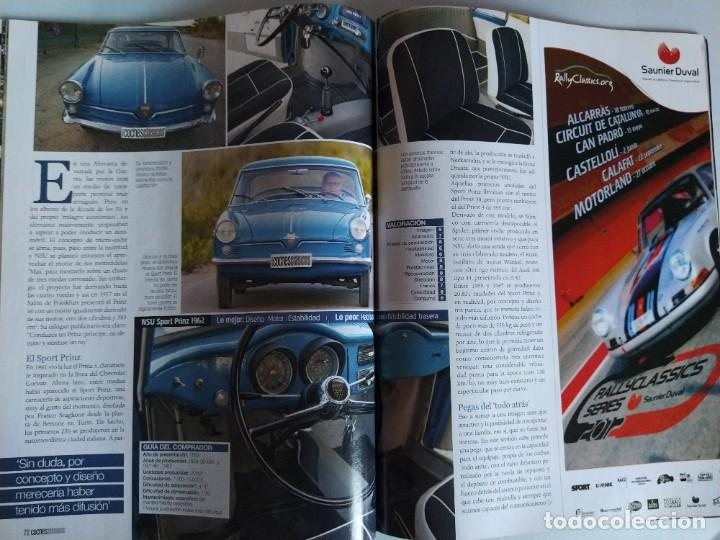 Coches: Revista Coches Clásicos Nº 83 Año 2011 - Foto 7 - 206394511