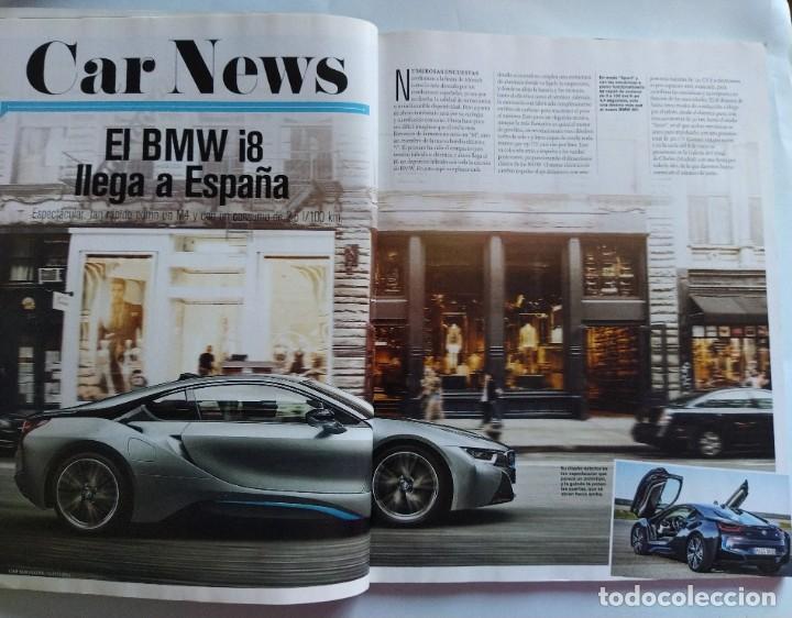 Coches: Car la revista original Nº 86 Mayo 2014 24H de Le Mans, el retorno de Porsche a Le Mans, victorias.. - Foto 4 - 206922337