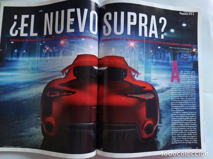 Coches: Car la revista original Nº 86 Mayo 2014 24H de Le Mans, el retorno de Porsche a Le Mans, victorias.. - Foto 5 - 206922337