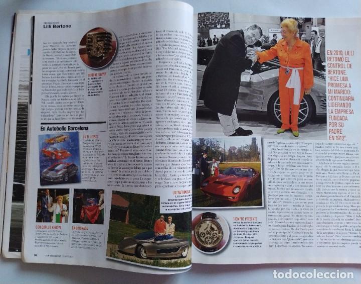 Coches: Car la revista original Nº 86 Mayo 2014 24H de Le Mans, el retorno de Porsche a Le Mans, victorias.. - Foto 6 - 206922337