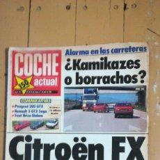 Coches: COCHE ACTUAL CITROEN FX, 1990. Lote 207140773