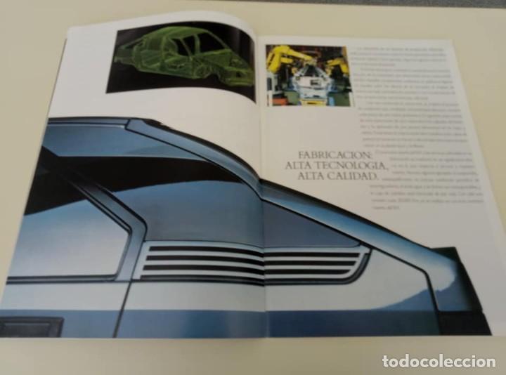 Coches: Catálogo original de Citroën BX de 32 págs. a todo color. - Foto 4 - 208004520