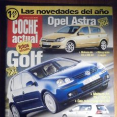 Coches: COCHE ACTUAL - JULIO 2003 Nº 797 - CHRYSLER CROSSFIRE, NISSAN 350Z, MAZDA2 CRTD. Lote 209960151