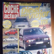 Coches: COCHE ACTUAL - ABRIL 2000 Nº 626 - SKODA FABIA 1.9 SDI, CHRYSLER GRAND VOYAGER 2.5 TD. Lote 209963511