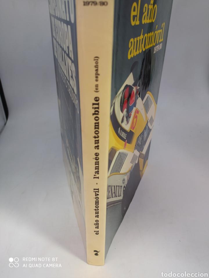 Coches: El año automóvil 1979/80 edita edisport - Foto 2 - 210286090