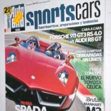 Coches: REVISTA AUTO BILD Nº13 2012 PORSCHE 911 GT3,AUDI R8GT,SPADA,FT-86 II TOYOTA CELICA,M3 BITURBO,. Lote 212000568