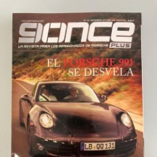 Coches: 9ONCE PLUS 14,HISTORIA PORSCHE 1,PANAMERA S HYBRID,24H. NURBURGRING, CAYENNE, GUIA 928 GTS, 993 C-2. Lote 214408771