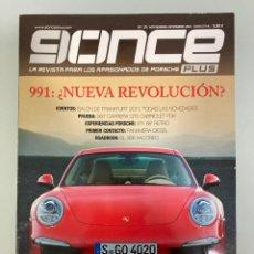 Coches: 9ONCE PLUS 15,HISTORIA PORSCHE 2, 997 GTS CABRIO PDK,911 88' RETRO, EL 356 XACOBEO,. Lote 214409455